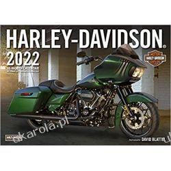 Harley-Davidson 2022 16-Month Calendar - September 2021 through December 2022