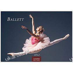 Balet Ballett 2022 L 35x50cm Kalendarz
