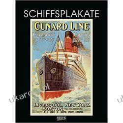 Kalendarz plakaty okrętowe Schiffsplakate 2022 Calendar liniowce