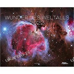 KALENDARZ ASTRONOMIA KOSMOS Wunder des Weltalls mit ASA 2022 CALENDAR