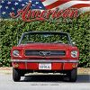 Kalendarz amerykańskie samochody American Classic Cars – Amerikanische Oldtimer 2022