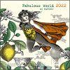 GreenLine Fabulous World of PABUKU 2022 calendar