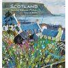 Kalendarz Scotland- the Art of Deborah Phillips 2022 Wall Calendar