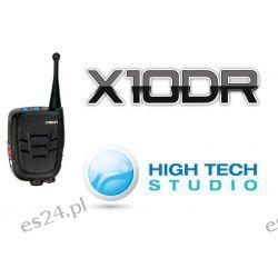 X10DR bezprzewodowy mikrofonogłośnik do radiotelefonu przewoźnego