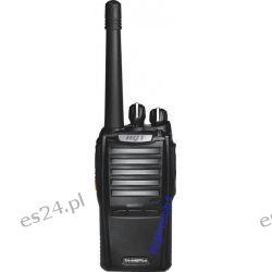 Radiotelefon HQT TH-446Plus w wykonaniu przemysłowym.