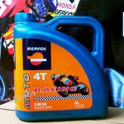 Repsol Moto Racing 4T 5W40 / 4l