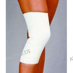 Opaska stawu kolanowego przeciwreumatyczna - z apreturą bursztynową rozm. M