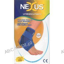 Usztywniacz NEXUS na kostkę z elastycznymi fiszbinami kod 897 Pozostałe