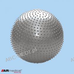 Piłka rehabilitacyjna Masująca - 65 CM - ARMEDICAL Pozostałe