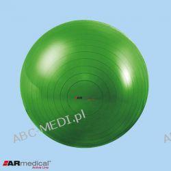 Piłka rehabilitacyjna ABS - 85 cm ARMEDICAL - ZIELONA