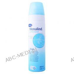 Pianka do oczyszczania skóry z dpdatkiem kreatyny MENALIND professional - 400 ml Pozostałe