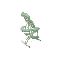 Krzesło do masażu Office-Reh Aluminium Pozostałe