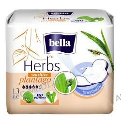 Podpaski Bella Herbs z babką lancetowatą - opak. 12 szt.
