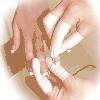 Lateksowe ochraniacze jednorazowe na palce - niepudrowane - L