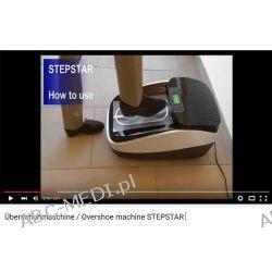 Urządzenie STEPSTAR z ochronną folią na obuwie - 88815
