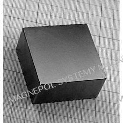 MAGNES NEODYMOWY Płytkowy 50x50x20mm N45
