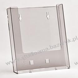 Stojak na ulotki format A5 wisząco/stojący Magnetyczno-suchościeralne