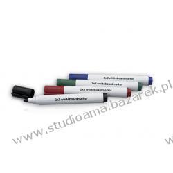 Markery do tablic suchościeralnych AS104 Magnetyczno-suchościeralne