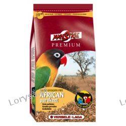 VERSELE LAGA - PRESTIGE PREMIUM - AFRICAN PARAKEET LORO PARQUE MIX 1 kg - POKARM DLA PTAKÓW NIEROZŁĄCZEK