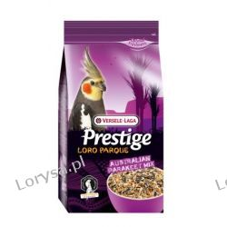 VERSELE LAGA - PRESTIGE PREMIUM - AUSTRALIAN PARAKEET LORO PARQUE MIX 2,5 kg