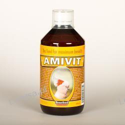AMIVIT E - 500 ml - MULTIWITAMINA DLA PTAKÓW EGZOTYCZNYCH