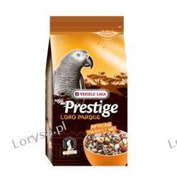VERSELE LAGA - AFRICAN PARROT LORO PARQUE 2,5 kg- Pokarm dla dużych papug afrykańskich (ŻAKO)