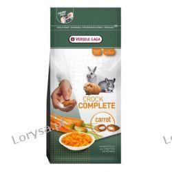 VERSELE LAGA - CROCK COMPLETE CARROT 50 g - przysmak z marchewką dla królików i gryzoni