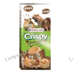 VERSELE LAGA - BISCUIT NUTS 70 g - ciasteczka orzechowe dla gryzoni (6 sztuk)