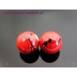 Koraliki dekoracyjne kule 12 mm