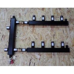 Sprzęgło hydrauliczne SHH40/25 + 2 rozdzielacze kotłowe RK4
