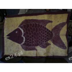 Batik TKANINA RĘCZNIE MALOWANA