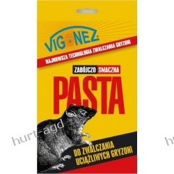 Vigonez - Pasta do zwalczania uciążliwych gryzoni