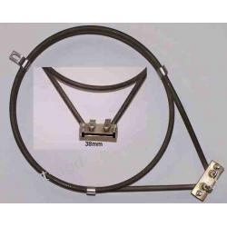 Grzałka termoobiegu Amica (kołowa) typu SE, SEG, SG