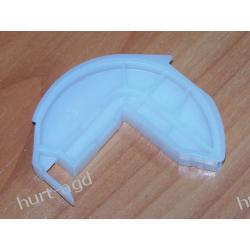 Whirlpool Zawias drzwi zmywarki plastikowy (oś)