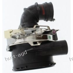 Korpus pompy myjącej zmywarki z grzałką 1650W Indesit