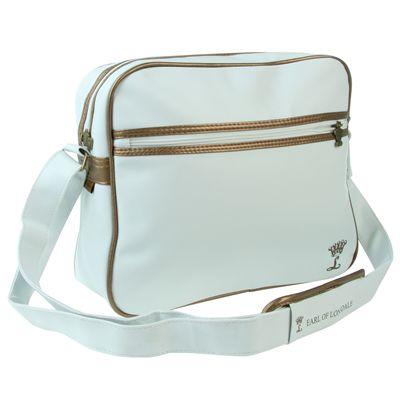 Стильная сумка Lonsdale Despatch Bag Mens.  У этой сумки стильный дизайн...