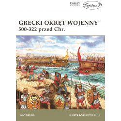 Grecki okręt wojenny 500-322 przed Chr.