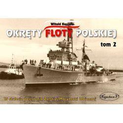 Okręty floty polskiej tom II
