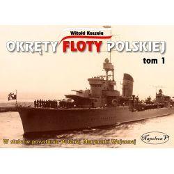 Okręty floty polskiej tom I