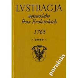 LUSTRACJA PRUS t.II cz.1 Brodnica Lidzbark Lubawa