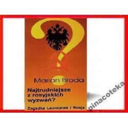 Filozofia Myśl Leontjewa -Broda Leontjew rosyjska