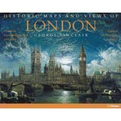 LONDYN HISTORIA MIASTA Stare Mapy i Widoki Londynu Polonistyka