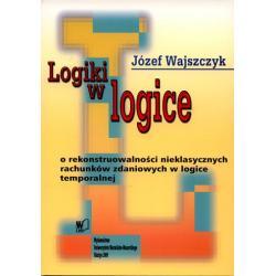 LOGIKA FILOZOFIA Logiki Nieklasyczne Łukasiewicz