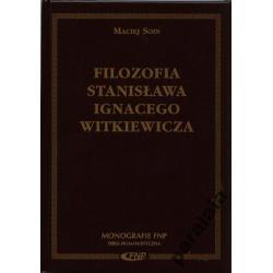 WITKACY Filozofia Witkacego Estetyka Witkiewicza