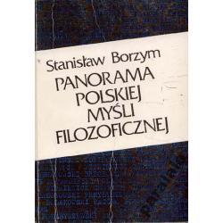 FILOZOFIA POLSKA Abramowski Przybyszewski S.BORZYM