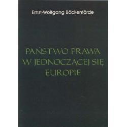PANSTWO PRAWA KONSTYTUCYJNE Wolnosc Europa Granice
