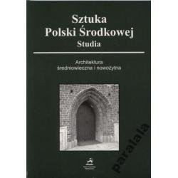 ARCHITEKTURA GOTYCKA Sulejow Łask Grebien Sieradz