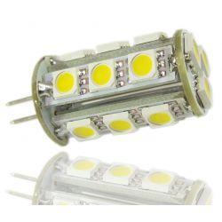 LED line Żarówka LED G4 18 SMD 5050 3,6W (36W) 250lm 12V barwa ciepła 1550