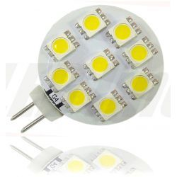 LED line Żarówka LED G4 9 SMD 5050 1,8W (18W) 125lm 12V barwa ciepła 2014