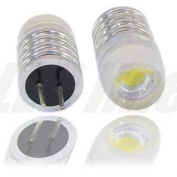 LED line Żarówka LED G4 COB 1W (10W) 120lm 12V barwa zimna 1925